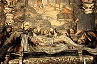 'Descent from the Cross', Hospital of the Holy Charity, Seville, Spain.