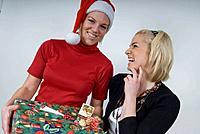 Weihnachtsfrau - Niederoesterreich, Ísterreich, 26/11/2007