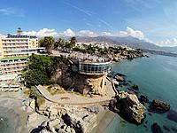 Balcón de Europa, Nerja. La Axarquía, Málaga province