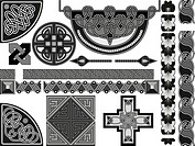 elements of design in celtic