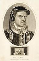 MARY TUDOR Catholic Queen of England