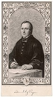 AUGUSTUS WELBY NORTHMORE PUGIN English architect and designer who championed the gothic style
