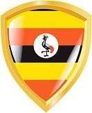 emblem of Uganda