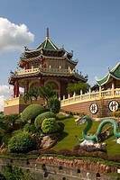 The Philippines Cebu Cebu City Taoist temple Adrian Baker