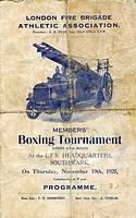Boxing Programme