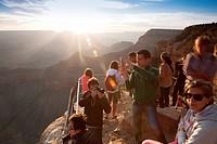 South Rim, Grand Canyon National Park, Tusayan, Arizona, USA