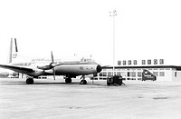 Teesside Airport, c1965