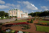Estonia, Europe, Baltic States, Estonia, city, Kadriorg, Baltic Sea, castle, Tallinn