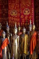 Wat Xieng Thong temple in Luang Prabang, Laos.