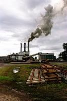 Victoria sugar mill, Ingham - Queensland.