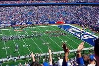 Football Stadium, Orchard Park, New York, United States.