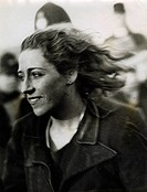 Amy Johnson - Mollison, English aviator (1903-1941)