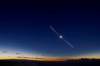 Solar eclipse sequence,