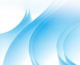 Blue Curved Line, Illustration
