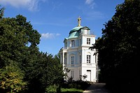 Germany, Berlin : Belvedere in Charlottenburg Palace Park