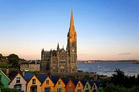 St Coleman´s Cathedral, Cobh, County Cork, Ireland.