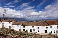 White houses, Marvao, Region Alentejo, Portugal