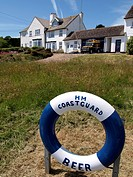HM Coastguard station, Beer, Devon
