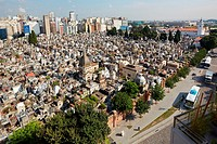 Cementerio de La Recoleta. Buenos Aires. Argentina.