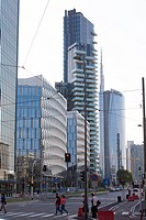 residenze aria, porta nuova project, business center of milan