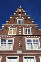 house front, Netherlands, Amsterdam