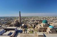 Uzbekistan ,Khorezm Region, Khiva City (W.H.).