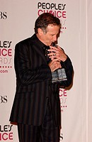 Robin Williams - Los Angeles/California/United States - 33RD ANNUAL PEOPLE´S CHOICE AWARDS: PRESSROOM