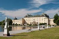 Drottningholm Palace, Stockholm.