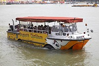 Marina bay, Duck Tours, Singapore