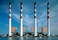 Long Island Lighting Company Power Plant