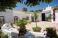 Hotel at Arcos de la frontera Southern Spain