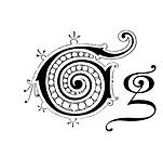 Alphabet character, letter G