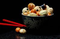 Japanese rice cracker, Nomi Gonomi Crackers