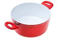 pan with ceramic coating