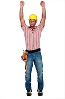 Tradesman stretching