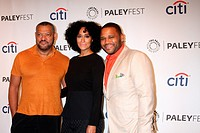 PaleyFEST 2014 Fall TV Preview - ABC Featuring: Lawrence Fishburne,Tracee Ellis Ross,Anthony Anderson Where: Beverly Hills, California, United States ...