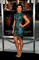 "Premiere Of Warner Bros. Pictures And Village Roadshow Pictures' """"The Judge"""" Featuring: Sarah Lancaster Where: Los Angeles, California, United State..."