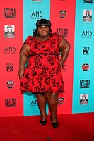 American Horror Story Freak Show Premiere Featuring: Gabourey Sidibe Where: Los Angeles, California, United States When: 06 Oct 2014 Credit: Nikki Nel...