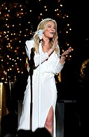 2014 CMA Country Christmas at Bridgestone Arena - Performances Featuring: LeAnn Rimes Where: Nashville, Tennessee, United States When: 07 Nov 2014 Cre...
