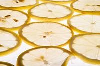 Lemon background texture image