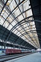 Prague main railway station, Czech Republic, February 4, 2015. (CTK Photo/Martin Sterba)