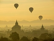 Bagan Sunrise.