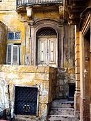 Old building - Valletta, Malta.