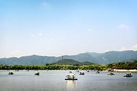 China, Beijing, View of Summer Palace
