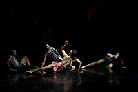 Bayadère - The Ninth Life is Shobana Jeyasingh's radical reimagining of Petipa's celebrated 1877 ballet La Bayadère. Jeyasingh draws on the original s...