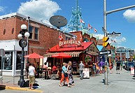 Imbiss, Beavertails, Byward Market Square, Ottawa, Ontario, Kanada