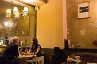 Cafe Bonera (Bonheur) in Riga, Foto: Robert B. Fishman, ecomedia, 11.1.2014