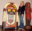 Loni Anderson attends an auction of Burt Reynolds' property by Julien's Auctions, held at the Palms Casino Resort. Anderson and Reynolds were married ...