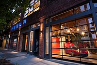 Tesla Store Seattle - South Lake Union Neighborhood. Tesla Motors Inc. is a Silicon Valley-based company that engages in the design, manufacture, and ...
