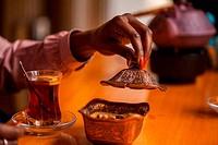 oriental tea-time